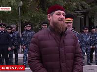 """Кадыров пожурил пьяных водителей: нельзя быть """"причиной многих погубленных жизней"""""""