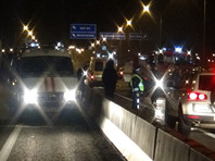 В Северной Осетии ехавший из Москвы автобус столкнулся с автовозом: пять человек погибли, 27 ранены