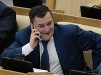 Советником руководителя Росгвардии стал Александр Хинштейн