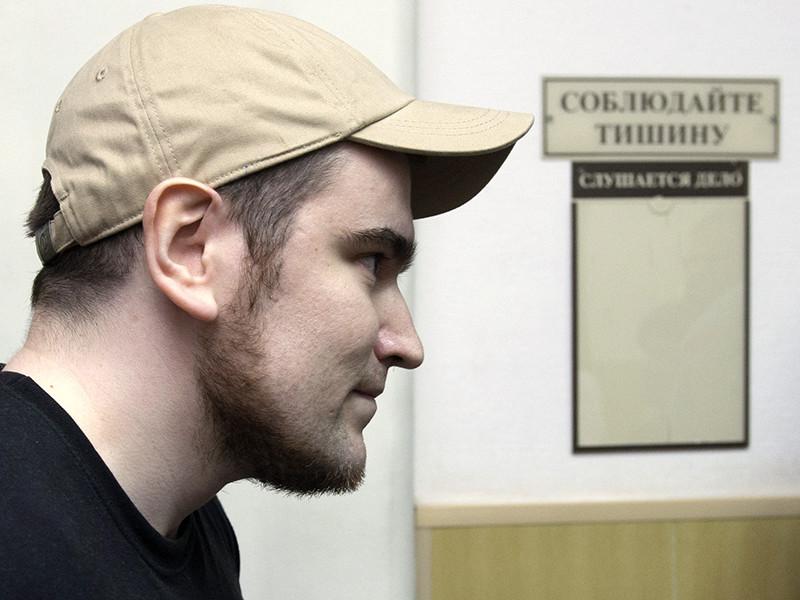 Оппозиционер Алексей Гаскаров, осужденный на 3,5 года колонии по делу о массовых беспорядках на Болотной площади 6 мая 2012 года, может выйти на свободу из исправительного учреждения в Тульской области 27 октября