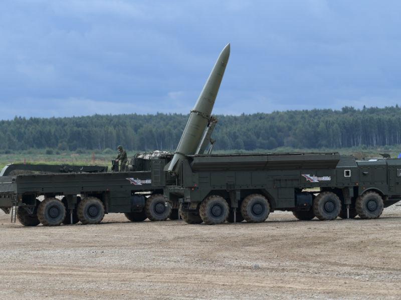 """В США обеспокоились сообщениями о переброске Россией """"Искандеров-М"""" в район Калининграда"""