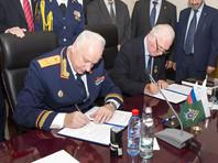 Следственный комитет подписал соглашение о сотрудничестве с Союзом писателей России