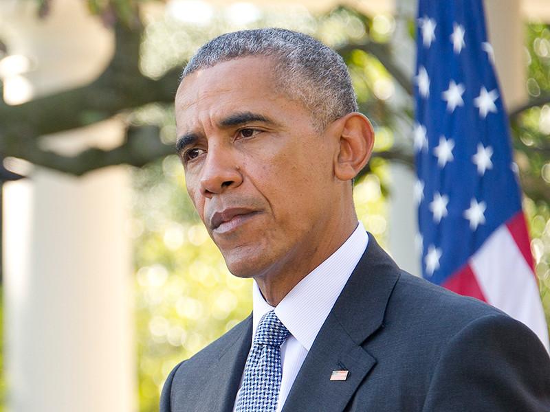 Президента США Барак Обама