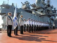 РФ собирается создать в сирийском Тартусе постоянную базу ВМФ