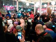 """В Москве во время акции протеста против """"хабаровских живодерок"""" задержана зоозащитница"""