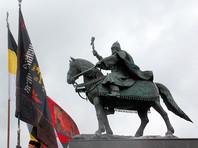 Неизвестные поглумились над памятником Ивану Грозному в Орле