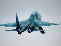Бомбардировщики Су-34 выполнили полеты в стратосферу в сверхзвуковом режиме
