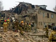 Взрыв разрушил часть жилого дома в Ивановской области: погибли две женщины, под завалами ищут других жильцов