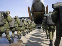 Одобрен законопроект о краткосрочных контрактах для военных операций за рубежом