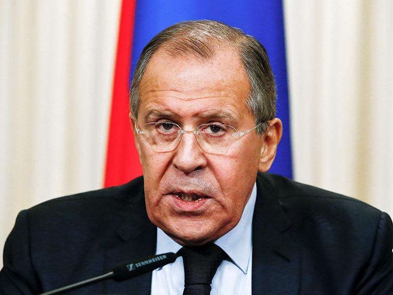 Министр иностранных дел РФ Сергей Лаврой заявил, что Вашингтон и Лондон в своей истерике доходят до публичных оскорблений в связи с ситуацией в Сирии