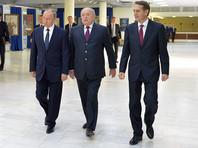 Одновременно с этим 5 октября вступили в силу указы об освобождении Фрадкова от должности и назначении на этот пост Сергея Нарышкина
