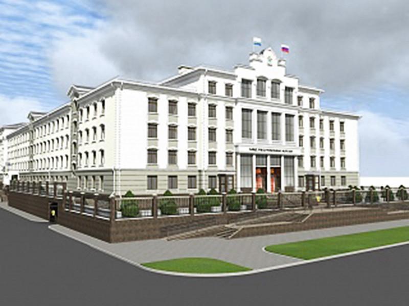 Градостроительный совет администрации Горно-Алтайска утвердил эскизный проект нового административного здания МВД по Республике Алтай, которое планируется построить на месте существующего по проспекту Коммунистическому, 40