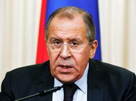 Лавров назвал истерикой реакцию Запада в связи с ситуацией вокруг Сирии