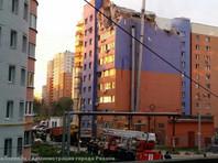 """Поврежденные конструкции на верхних этажах дома исследуют на прочность при помощи мобильного комплекса """"Струна"""""""