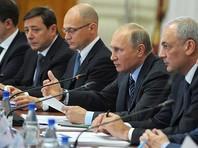 """Он заявил, что Россия будет противостоять тенденциям по разжиганию межэтнических конфликтов и размыванию традиционных ценностей. Он отметил при этом, что """"здесь ключевая роль принадлежит общественному, духовному единству нашего народа"""""""