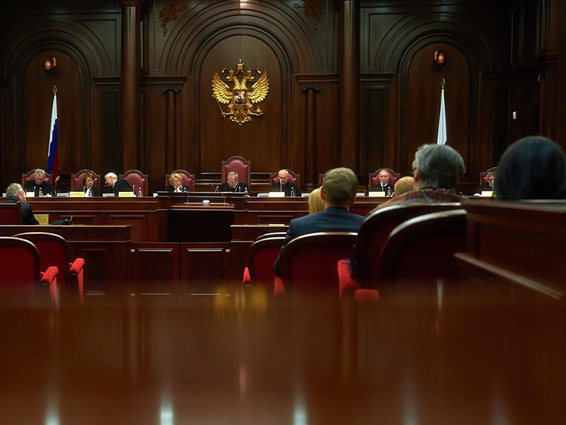 Конституционный суд России встал на сторону жителя Крыма Алексея Оленева, который ранее подал жалобу на закон о включении полуострова в состав РФ и признании жителей Крыма российскими гражданами