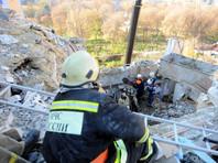 Под завалами разрушенной многоэтажки в Рязани найдены тела еще четырех погибших