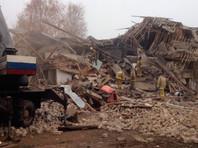 Взрыв частично разрушил жилой дом в Ивановской области, есть жертвы