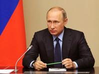 В сентябре работу Путина одобрили 82%