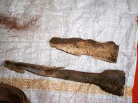 Жители Алтая обнаружили средневековый деревянный саркофаг с древней утварью и берестой