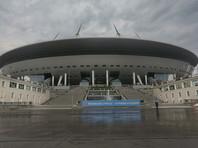 """Стадион на Крестовском острове начали строить для футбольного клуба """"Зенит"""" в 2007 году на месте стадиона имени Кирова. Стадион будет рассчитан на 68 тыс. зрителей, общая площадь объекта составит около 280 тыс. кв. м."""