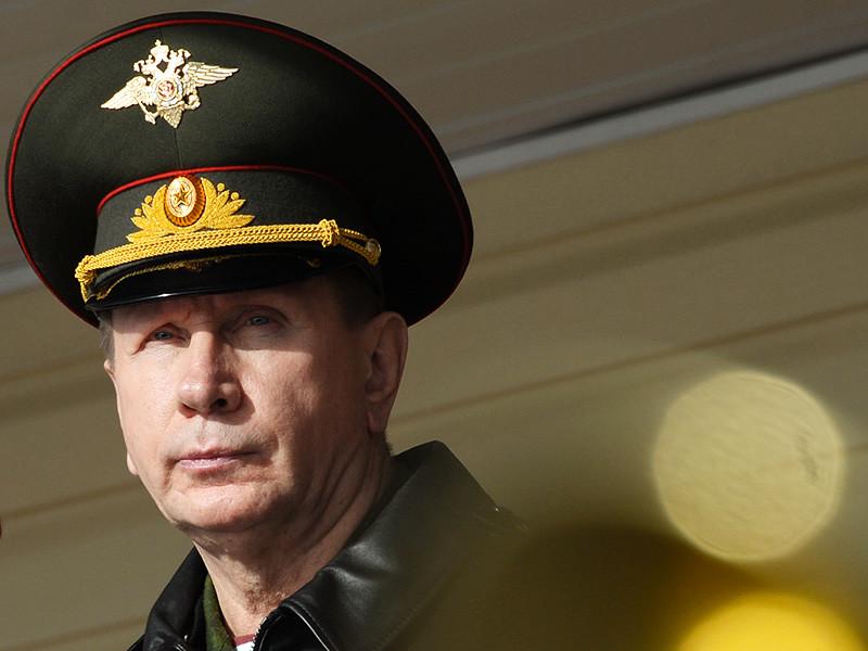 Директор Федеральной службы войск Национальной гвардии Виктор Золотов назначил 20 руководителей территориальных органов Росгвардии