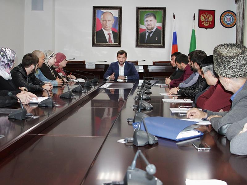 Министерство культуры Чеченской Республики создаст специальные рабочие группы, которые будут контролировать соблюдение национальных традиций на свадьбах