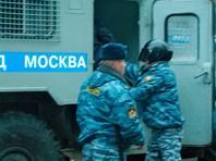 """В Москве задержаны забросавшие файерами резиденцию посла США активисты """"Другой России"""""""