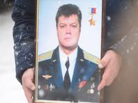 В Липецке на мемориальной стеле увековечили память погибшего в Сирии летчика Олега Пешкова