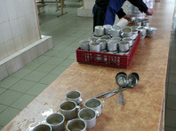 В Рыбинске 50 заключенных колонии N2 объявили голодовку