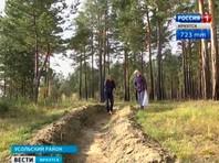 В Иркутской области сотрудники лесничества перерыли стоянку древнего человека