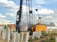 В Ростове-на-Дону строителя насмерть задавило стрелой машины для вколачивания свай