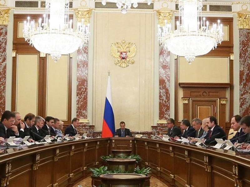 Медведев спародировал Мутко, представляя его членам правительства