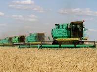 """Президент подчеркнул, что в этом году в России ожидается """"лучший за всю историю современной России урожай зерна"""" - около 115 млн тонн"""""""