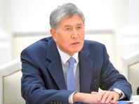 Президента Киргизии выписали из московской клиники