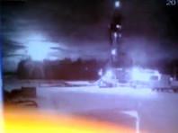 В небе над Бурятией разглядели объект с зеленым сиянием, возможно - межконтинентальную ракету (ВИДЕО)