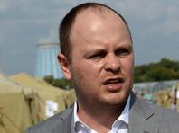 """Глава """"Офицеров России"""" Антон Цветков уже опроверг обвинения в том, что его организация занята в коммерческой деятельности"""