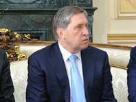 """Помощник президента Ушаков отказался комментировать """"слухи"""" о грядущей отставке"""