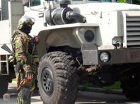 В Чечне в бою убита группа боевиков до 7 человек