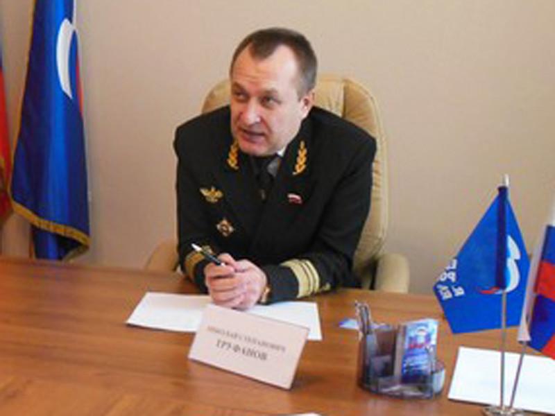 Депутат Законодательного собрания (ЗакС) Иркутской области Николай Труфанов