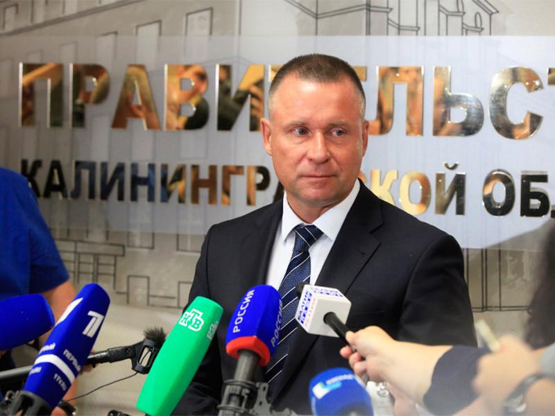 В Кремле настаивают, что отставка врио губернатора Калининградской области России Евгения Зиничева, руководившего регионом всего два месяца, связана с семейными обстоятельствам и не имеет политической подоплеки