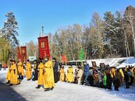 В Новосибирске крестный ход прошел по улицам Ильича и Терешковой
