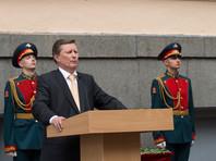 """В то же время, по мнению Иванова, против установления памятного знака протестовала """"очень узкая, маргинальная часть населения, представленная такой незарегистрированной партией, как """"Другая Россия"""""""