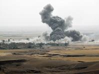 """""""Судя по сообщениям очевидцев, за скопление боевиков авиацией коалиции была принята траурная процессия. Погибли десятки мирных иракцев, в том числе женщины и дети"""", - цитирует заявление Конашенкова ТАСС"""