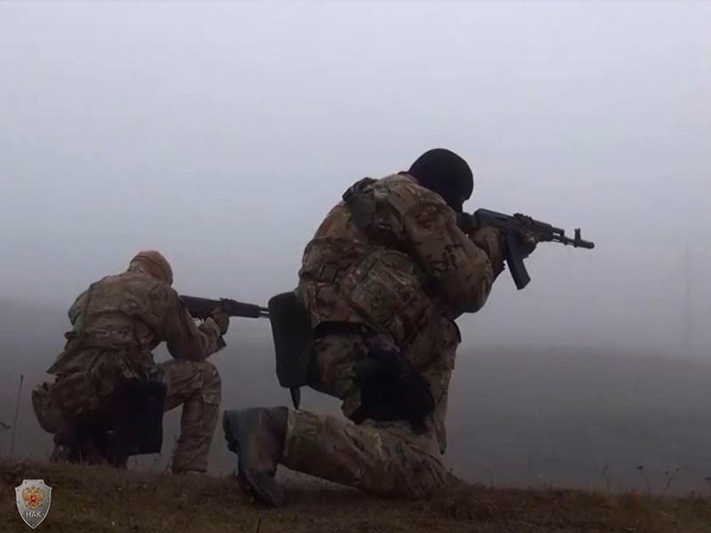 В Дагестане в перестрелке с силовиками убиты четверо боевиков