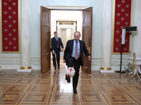 """Путин назвал стройку """"Зенит-Арены"""" в Санкт-Петербурге """"печальной историей"""""""