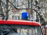В Красноярске мужчина выпрыгнул из горящей квартиры и погиб (ВИДЕО)