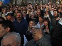 Более тысячи астраханцев потребовали отставки местных властей из-за массовой отмены льгот