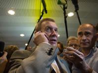 Ранее глава представительства Amnesty International в России Сергей Никитин заявил журналистам, что организация рассчитывает в пятницу подписать новый договор об аренде офиса