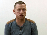 Предполагаемый диверсант военнослужащий минобороны Украины Алексей Бессарабов